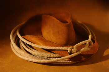 Cowboy Hat - Visit our convenient store in Amarillo, Texas, for imported cigarettes, Texas lottery tickets, and cold beer.
